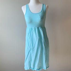 Light blue XS gap dress